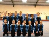 TeamGym Gymnastics Squad