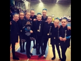 Pinewood Gymnastics Club - TeamGym Squad Girls