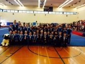 Pinewood Gymnastics Club - TeamGym Squad