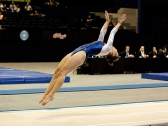 Tumbling Gymnasts