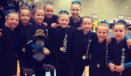 Pinewood Gymnastics Club Squads